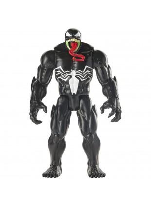 Spider-Man Maximum Venom Venom Action Figure 30cm con Blaster Titan Hero Blast