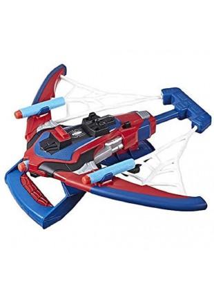 Hasbro Spider-Man - Web Shots (Giocattolo Blaster Spiderbolt con Tecnologia Ner