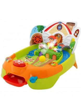 Chicco Gioco Il Flipper della Fattoria di Tom Farm Pinball Bambini 18 Mesi+