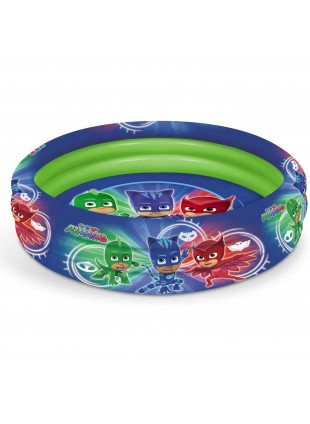 Mondo Toys PJ Masks 3 Rings Pool Piscina gonfiabile per bambini 3 anelli