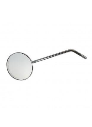 Specchietto sinistro cromato (completo) universale Vespa