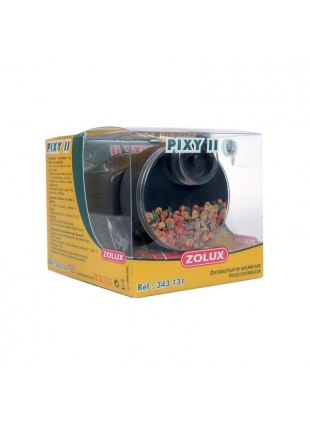 Pixy II distributore di mangime per pesci d'acquario ZOLUX