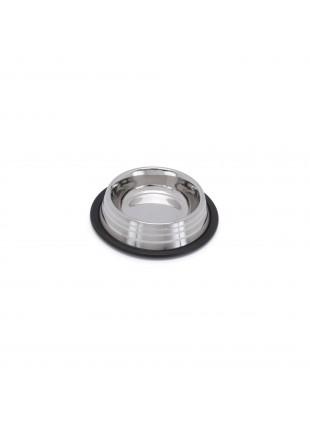 Silver Stripe Steel Bowls ciotola in acciaio 235ml 15,5cm Imac