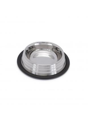 Silver Stripe Steel Bowls ciotola in acciaio 2,8L 32,5cm Imac