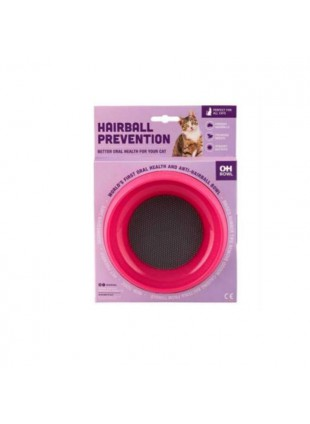 Ciotola Oral Healt Bowl Hairball Prevention  per gatti Ø13 cm LeoPet
