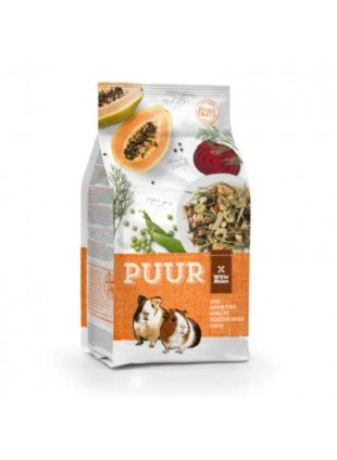 Puur Guinea Pig 700 Gr. Alimentazione Per Porcellini D'india LEOPET