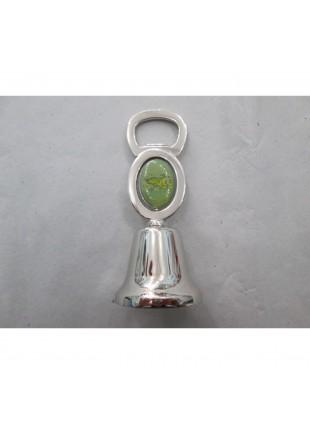 campanellina e apribottiglia in acciaio sicilia