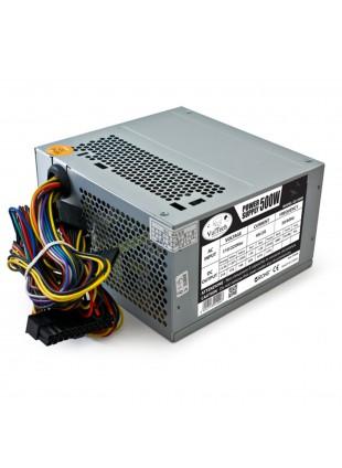 ALIMENTATORE ATX ALIMENTAZIONE PER PC CASE 24 PIN COMPUTER 500 W WATT VULTECH