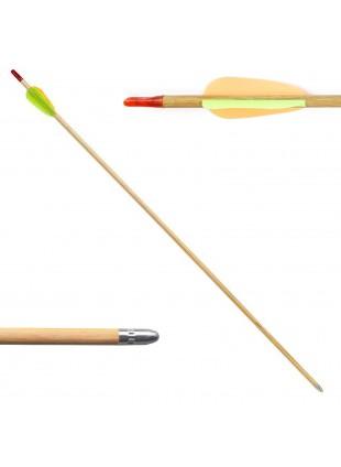 Freccia Arco Tiro Bersaglio Legno Archi 28 Pollici 20 60 Libbre 70 Centimetri