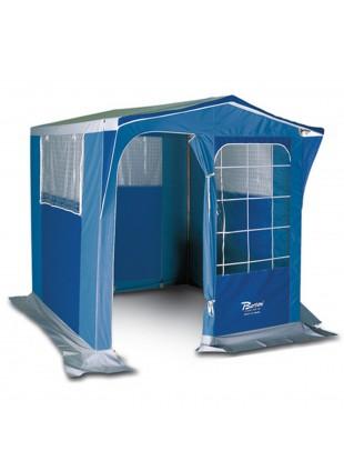 Tenda pic nic Camping Design Escursioni Sport Hobby Blu Parasole Pegaso Berto