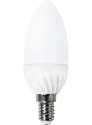 Lampadina Candela Attacco E14 Potenza 4 W Luce Bianca Fredda 2700 K 320 Lm
