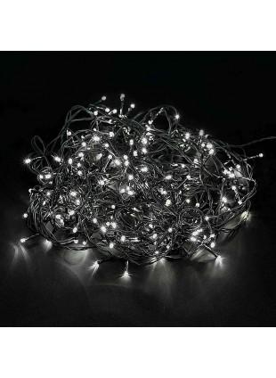 600 Mini Lucciole Luci di Natale per Presepe Albero Luce Fredda Luminoso