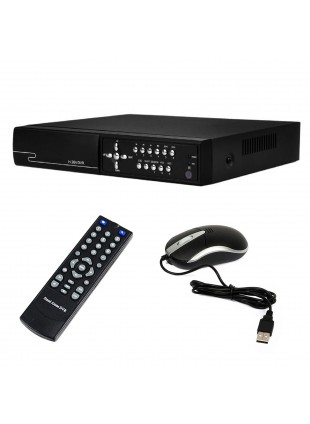 Dvr 8 Ch Canali AHD 720P Videosorveglianza H264 HD VGA HDMI Cloud Iphone Android