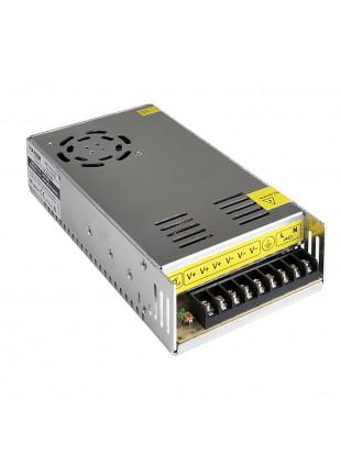 Alimentatore Metallico Stabilizzato Trimmer Vultech 12V 40A 480 Watt CM-40A-MS