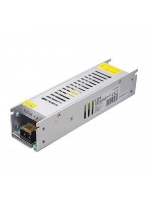 Alimentatore Stabilizzato Slim 12V 8,5A 100W Switch per Striscia Led