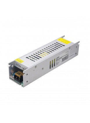 Alimentatore Stabilizzato Slim 24V 4,2A 100W Switch per Striscia Led