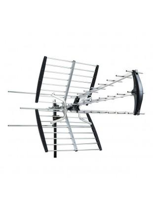 Antenna Digitale Terrestre DVB-T 45 Elementi 4G LTE Alto Guadagno