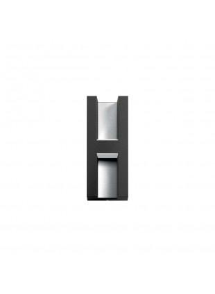 Applique da Esterno Led Philips Shadow per Giardino in Alluminio