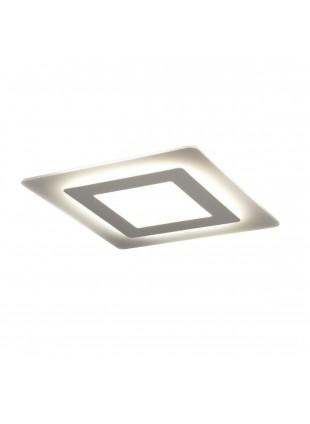 Lampada Soffitto Plafoniera Bianca 30W Interno A++ 220-240Vac 35x35x4cm Quadrata