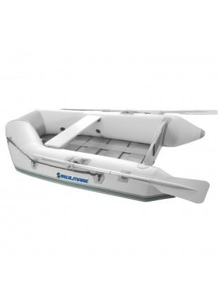 Gommone Battello Tender Canotto Barca Gonfiabile 2 Metri per Mare Robusto in PVC