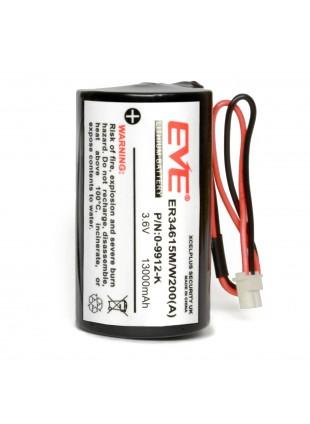 Batteria BW-B12K per Sirene Centrale Allarme BENTEL BW-SRI BW-SRO