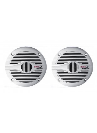 Coppia di altoparlanti Speakers Barca Woofer Tweeter Suono Amplificatori suoni