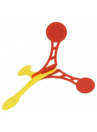 Bersaglio Swiss Arms Acrobatico Tumbling per Piombini Calibro 4,5