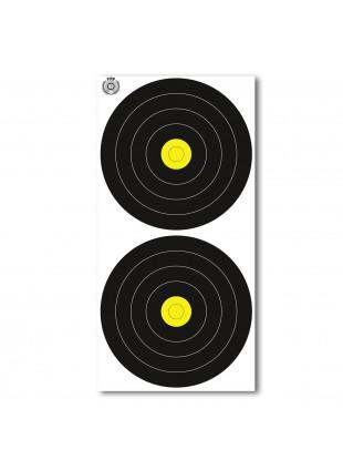 Bersaglio di Carta 40 cm per Target Omologato FITA Hunting Field