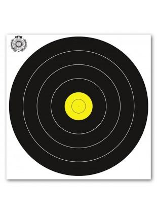 Bersaglio di Carta 80 cm per Target Omologato FITA Hunting Field