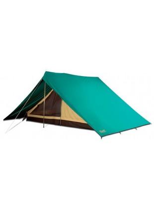 Capannone civile Tenda da campeggio 8 posti 400x250 cm Hobby Scout Extra Berto