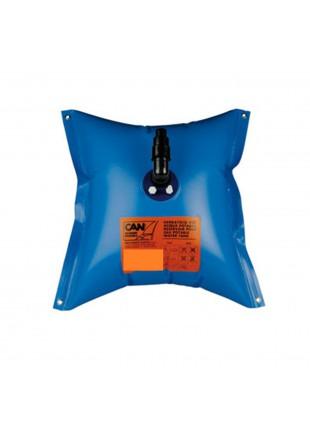 Serbatoio di acqua Quadrata Flessibile Recipiente 770x730 mm Termoplastico Barca