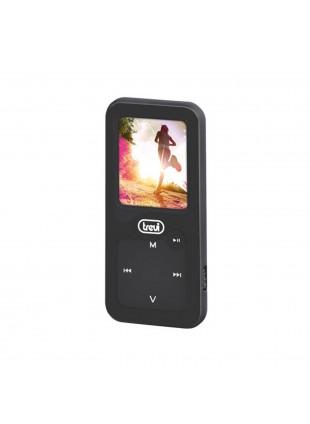 Lettore Mp3 nero Cronometro Mini cuffie Radio Riproduttore vocale Audio Cuffia