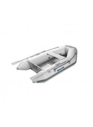 Battello Seduta legno 200 cm Gommone Nautica Tender Remi Mare Canotto gonfiabile