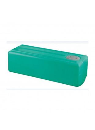 Serbatoio Vasca Recipiente per acqua 97 litri Boccaporto In plastica Rigido Fori