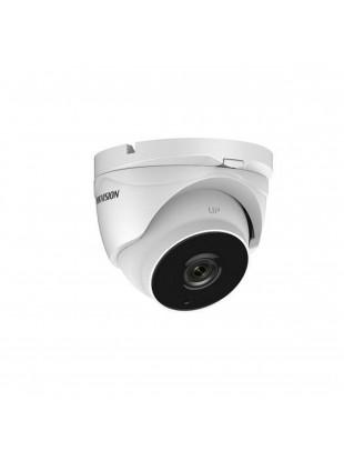 Telecamera Dome Turbo HD 2 Mp Videosorveglianza Sicurezza Bianca Moderna 12db