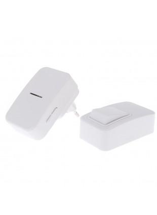 Campanello Portatile Wireless Citofono Senza Fili Porta Casa Uffici LIFE