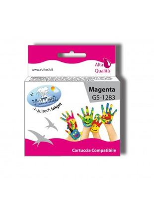 Cartuccia Compatibile Magenta Stampante Epson Stylus SX125 SX440W BX305FW T1283