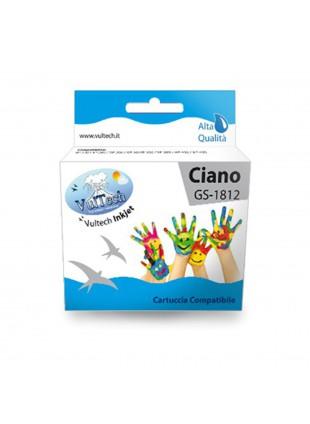 Cartuccia Compatibile Ciano Stampante Epson Expression Home XP402 XP412 XP312