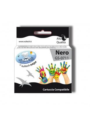 Cartuccia Compatibile Nero per Stampante Epson Stylus SX110 SX210 DX4000 INKJET