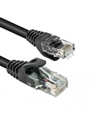Cavo Ethernet UTP TAAU200-UTP-BK Vultech Nero 20 Metri Categoria 6