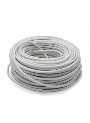 Cavo Ethernet di Rete 100 MT Metri Lan RJ45 FTP CAT6 Prolunga Lan Router
