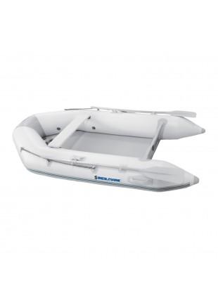 Battello Canotto bianco Seduta in legno Lungo 320 cm Portata 566 kg Mare Marina