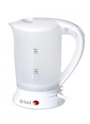 Bollitore da viaggio 500 ml Trevidea Single Acqua 650W Elettrico Tè Casa Cucina