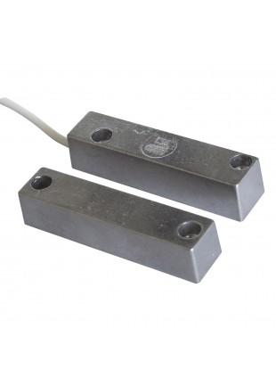 Contatto Magnetico REED 460 di Potenza in Alluminio per Porta Porte Finestra