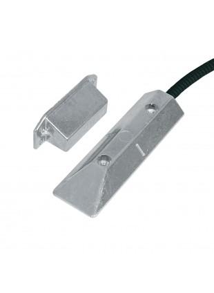 Contatto Magnetico REED 450 CSA in Alluminio per Garage Basculanti Scorrevole