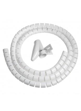 Copricavo Raccogli Fili Flessibile Guaina Spirale Copri Cavo Mangia Cavi 1,5 Mt
