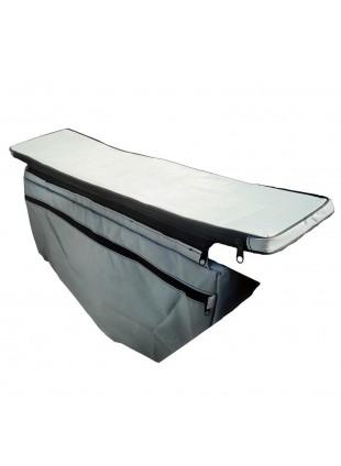 Cuscino Imbottito per panca Gommone Borsa Impermeabile Barca Canotto