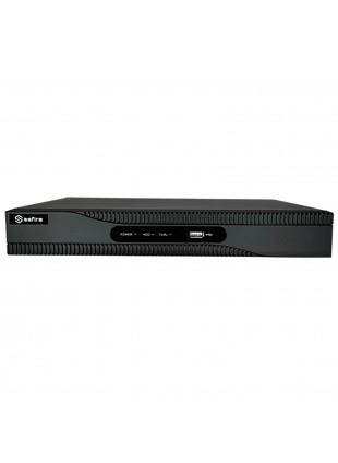 Dvr 16 Canali 5 in 1 Ibrido Videosorveglianza Cloud P2P 1080P Safire HTVR6116
