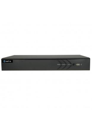 Dvr 8 Canali 5 in 1 Ibrido Videosorveglianza Cloud P2P 720P Safire HTVR3108