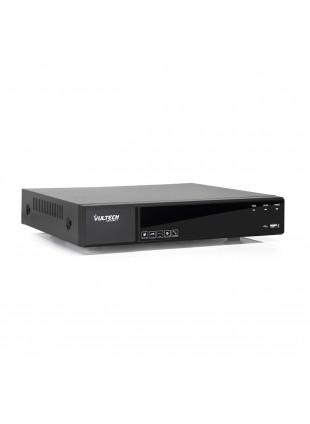 Dvr 8 Canali Ibrido HDMI Cloud TVCC Videosorveglianza Vultech VS-UVR6008-LT